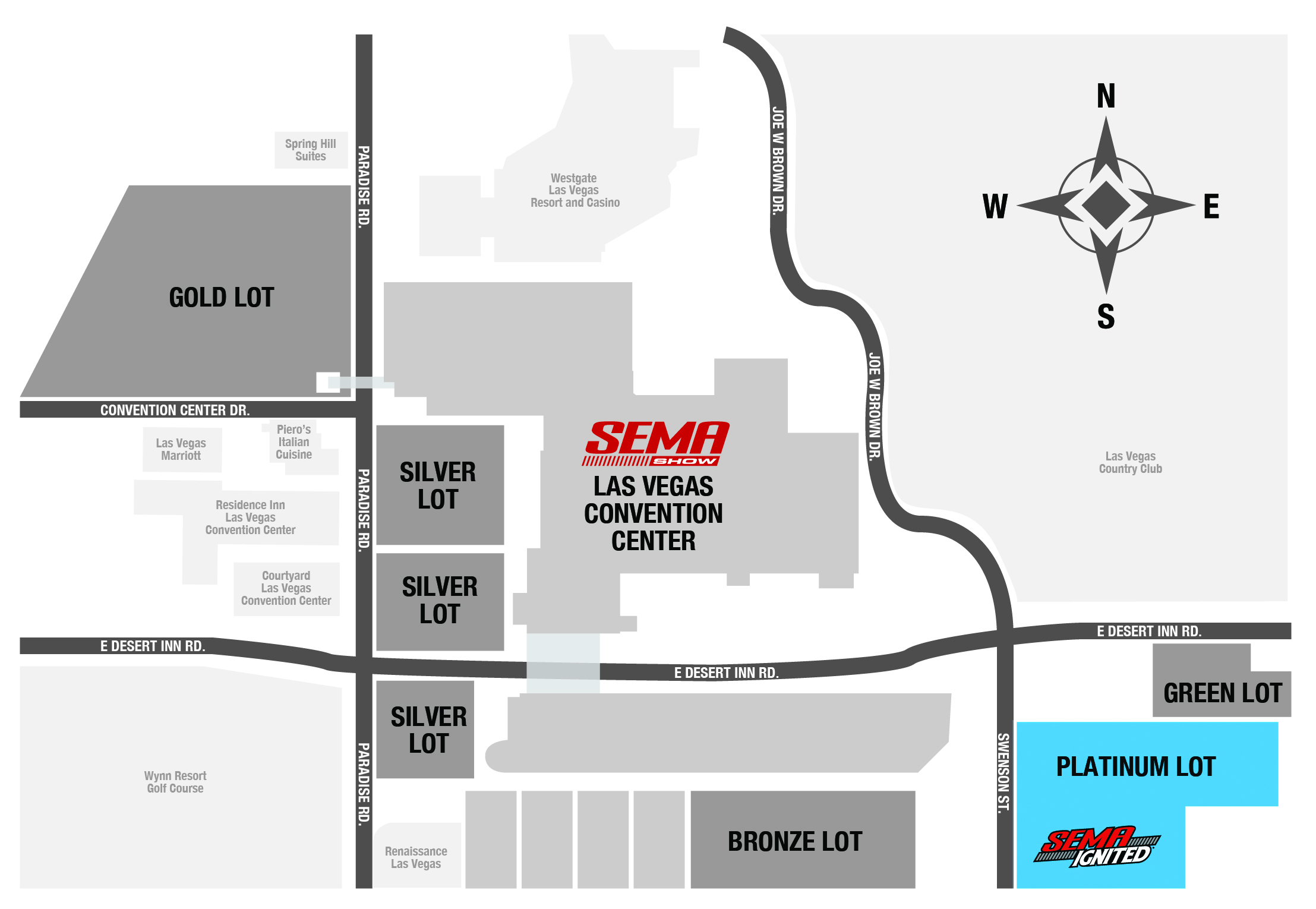 Sema Ignited 2018 The Official Show After Party Friday F430 Can Bus Diagram Plan Some Additional Time For Gaining Entrance To Enhanced Security Precautions May Impact Attendees In High Traffic Areas During Peak Times