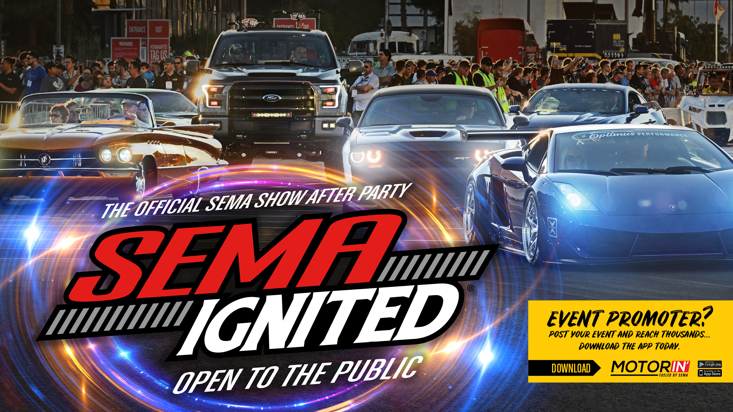 Sema Show 2020.Sema Ignited 2020 The Official Sema Show After Party